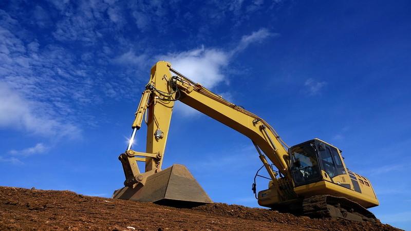 土木工事で使う建設機械3選!